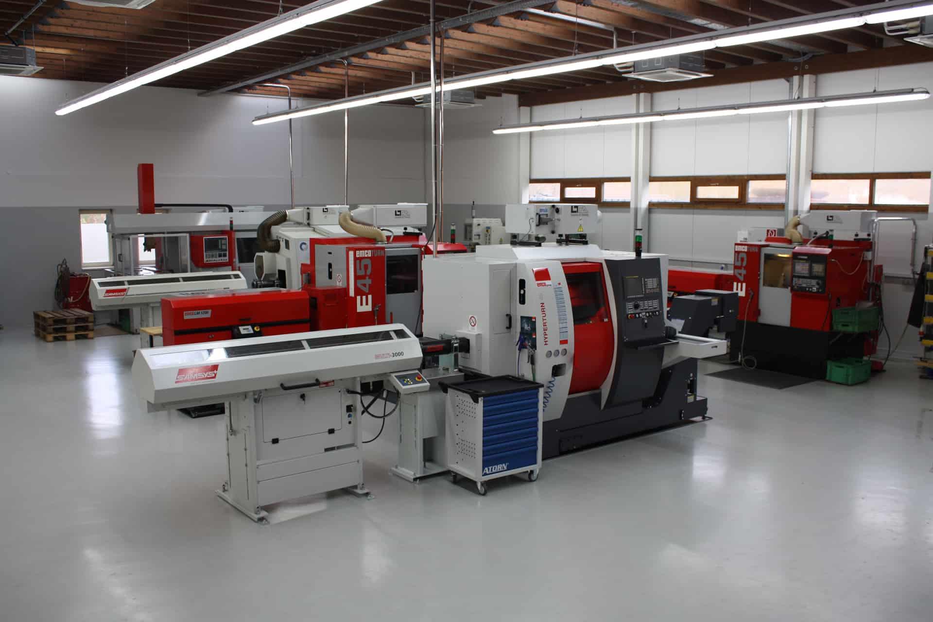 Ebenhoch CNC-Technik - Firma