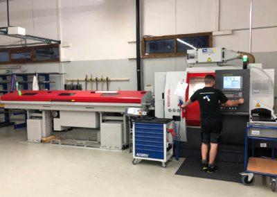Ebenhoch CNC-Technik - CNC-Maschinen