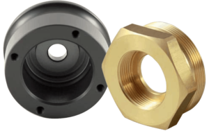 Ebenhoch CNC-Technik - mechanische Komponenten in Metall und Kunststoff.